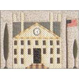 QUILTED VILLAGE #11 TOWN HALL