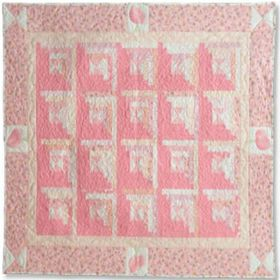 PRETTY AS A PICTURE QUILT PATTERN*