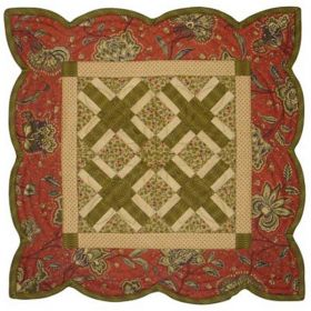 Table Cozees III Pattern