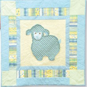 MARY'S LITTLE LAMB QUILT PATTERN*
