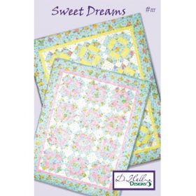 Sweet Dreams Quilt Pattern