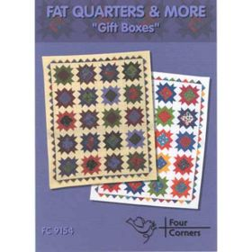 GIFT BOXES QUILT PATTERN