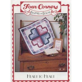 HEART TO HEART QUILT PATTERN