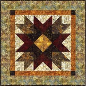 Addison's Star Hanging/Topper Pattern