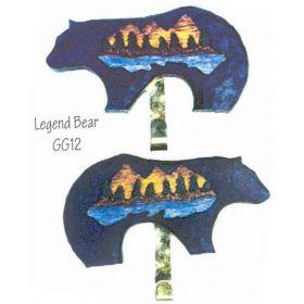 LEGEND BEAR Quilt Hanger*