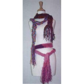 SINGLE SKEIN SCARF