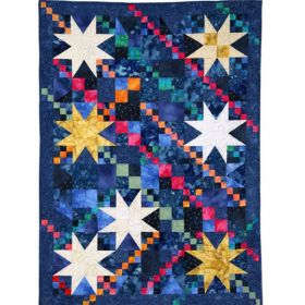 NORTHERN LIGHTS QUILT PATTERN