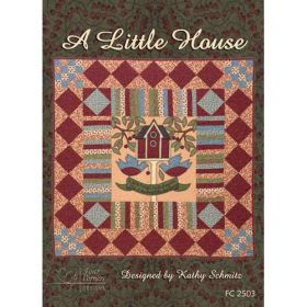 A LITTLE HOUSE QUILT PATTERN