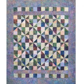 Pinwheel Squares Quilt Pattern
