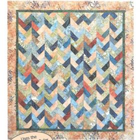 Braids on Parade Quilt Pattern