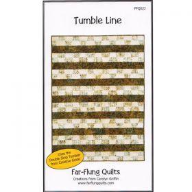 Tumble Line Quilt Pattern