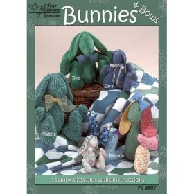 BUNNIES & BOWS PATTERN