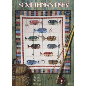 SOMETHING'S FISHY QUILT PATTERN