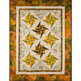 Timeless Stars Quilt Pattern