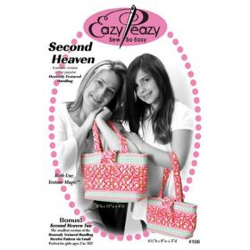 Second Heaven Handbag Pattern
