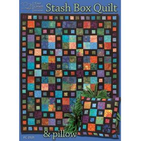 STASH BOX QUILT PATTERN