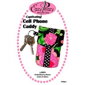 Captivating Cell Phone Caddy Pattern