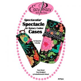 Spectacular Spectacle Case or Rotary Cutter Case Pattern