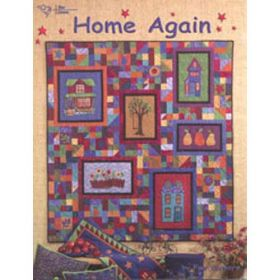HOME AGAIN QUILT PATTERN BOOK