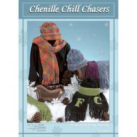 CHENILLE CHILL CHASER PATTERN