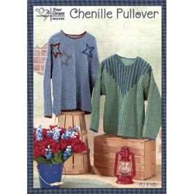 CHENILLE PULLOVER PATTERN