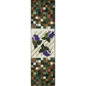 Tuscan Table Treat Table Runner Quilt Pattern