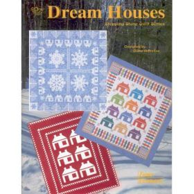 DREAM HOUSES QUILT BOOK