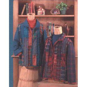 Raggy Jacket Pattern