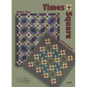 TIMES SQUARE QUILT PATTERN