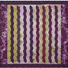 Berry Strudel Quilt Pattern