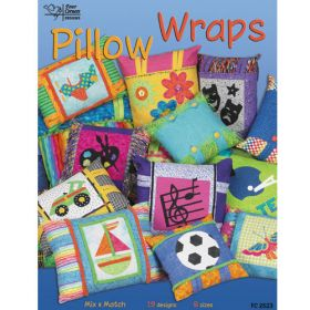 PILLOW WRAPS QUILT PATTERN BOOK