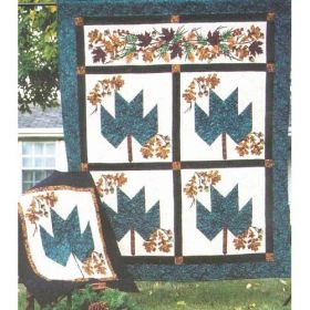 NATURE'S BOUNTY QUILT