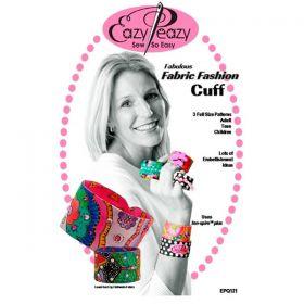 Fabric Fashion Cuff Pattern