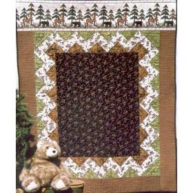 A TREK IN THE WOODS QUILT PATTERN