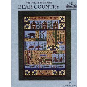 WILDERNESS SERIES-BEAR COUNTRY BOOK