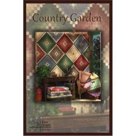 Country Garden Quilt Pattern