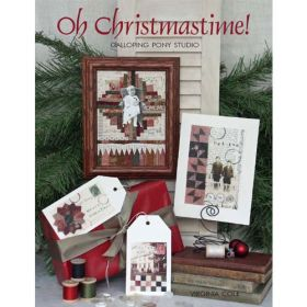 OH CHRISTMASTIME! QUILT PATTERN
