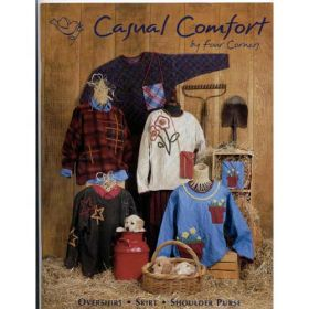 CASUAL COMFORT QUILT PATTERN BOOK