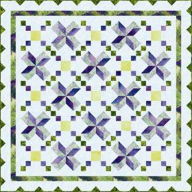 Stargazer Quilt Pattern