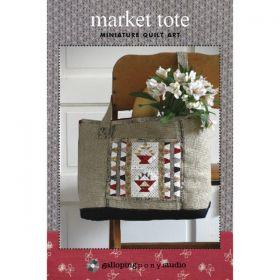 Market Tote Quilt Pattern