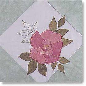 GARDEN TRELLIS-ROSE BOM