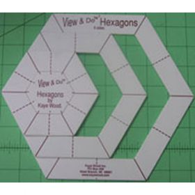 VIEW & DO HEXAGON SHAPES