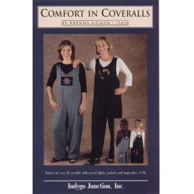 COMFORT IN COVERALLS