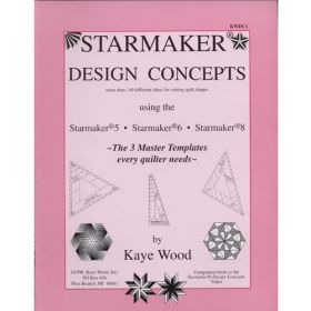 STARMAKERS DESIGN CONCEPTS BOOK*