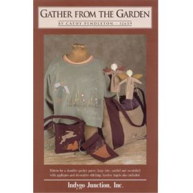 GATHER FROM THE GARDEN