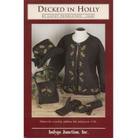 DECKED IN HOLLY