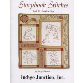 STORYBOOK STITCHES III - GARDEN PLAY BOOK