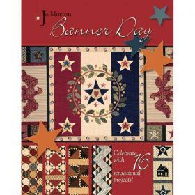 Banner Day Quilt Pattern Book