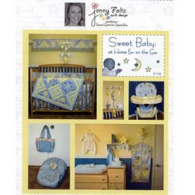 SWEET BABY - At Home & On The Go QUILT PATTERN