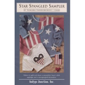 STAR SPANGLED SAMPLER